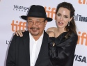 Angelina Jolie and Rithy PanhFirst They Killed My Father - Premiere - 42nd Toronto Film Festival, Canada - 11 Sep 2017Cambodian producer Rithy Panh (L) and US director Angelina Jolie arrive for the screening of the movie 'First They Killed My Father' during the 42nd annual Toronto International Film Festival (TIFF) in Toronto, Canada, 11 September 2017. The festival runs until 17 September.