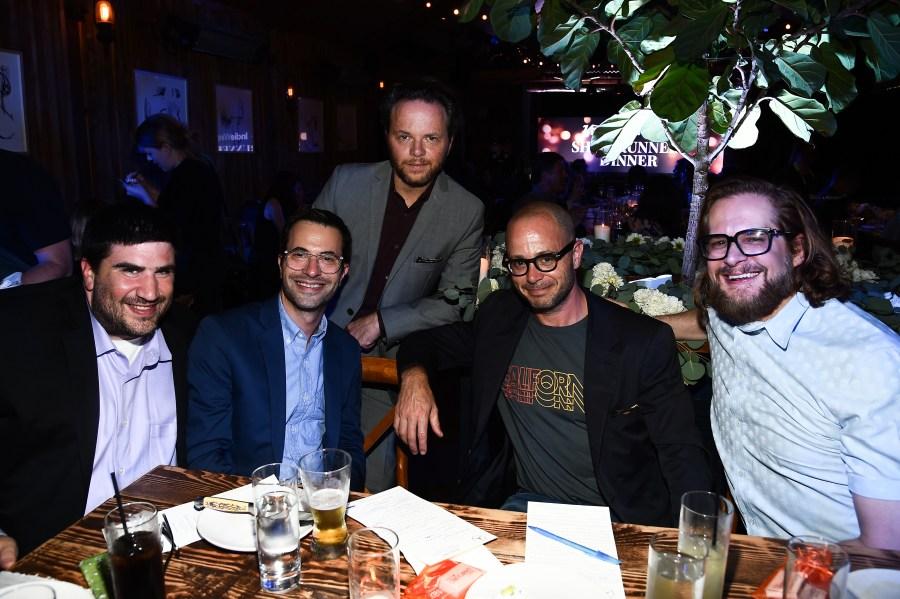 Adam Horowitz, Edward Kitsis, Noah Hawley, Damon Lindelof and Bryan Fuller