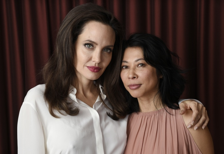 Angelina Jolie on Catharsis in 'First They Killed My Father,' and Working With Her Son: Awards Season Spotlight Profile