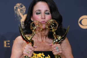 Emmys Darling Julia Louis-Dreyfus Continues Record-Breaking Run