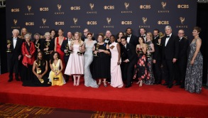 The Handmaid's Tale - Outstanding Drama Series69th Primetime Emmy Awards, Press Room, Los Angeles, USA - 17 Sep 2017