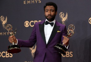 Donald Glover - Outstanding Actor in a Comedy Series - Atlanta69th Primetime Emmy Awards, Press Room, Los Angeles, USA - 17 Sep 2017