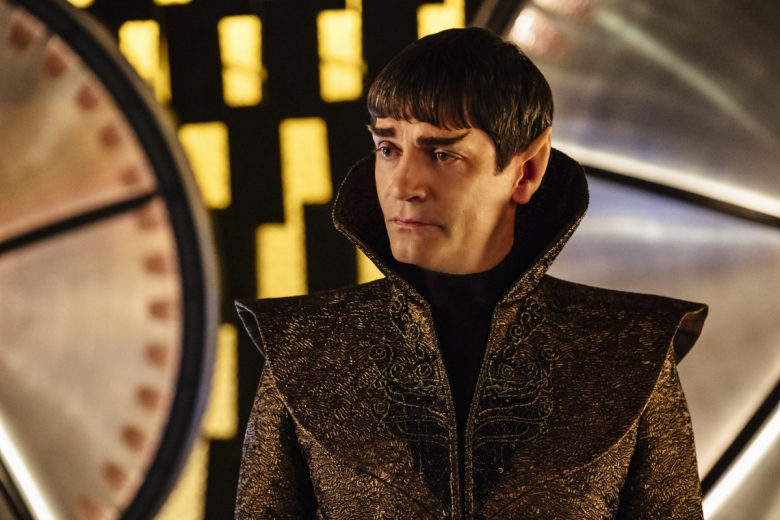 "James Frain, ""Star Trek: Discovery"""