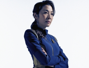 "Michelle Yeoh, ""Star Trek: Discovery"""