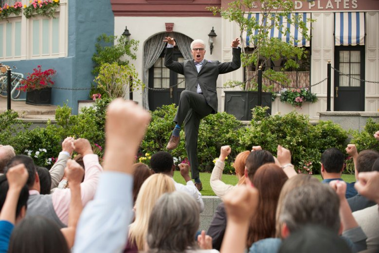 "THE GOOD PLACE -- ""Everything is Great!"" Episode 201 -- Pictured: Ted Danson as Michael -- (Photo by: Colleen Hayes/NBC)"