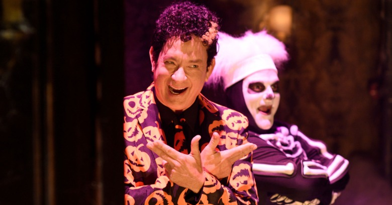Tom Hanks as David S. Pumpkins