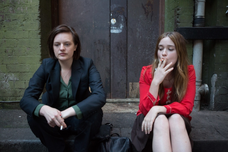 "Elisabeth Moss and Alice Englert, ""Top of the Lake: China Girl"""