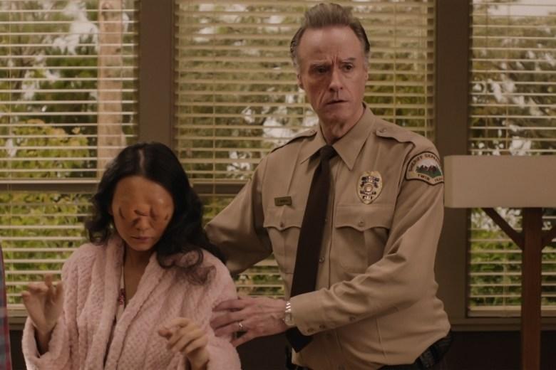 "Nae Yuuki and Harry Goaz, ""Twin Peaks"""