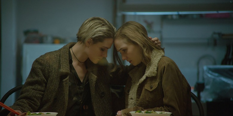 Evan Rachel Wood lesbian a worthy companion