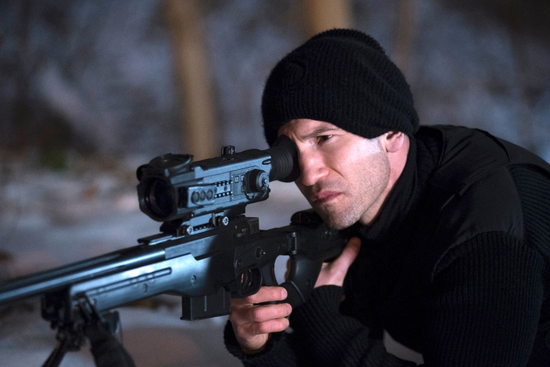 "Jon Bernthal, ""Marvel's The Punisher"""