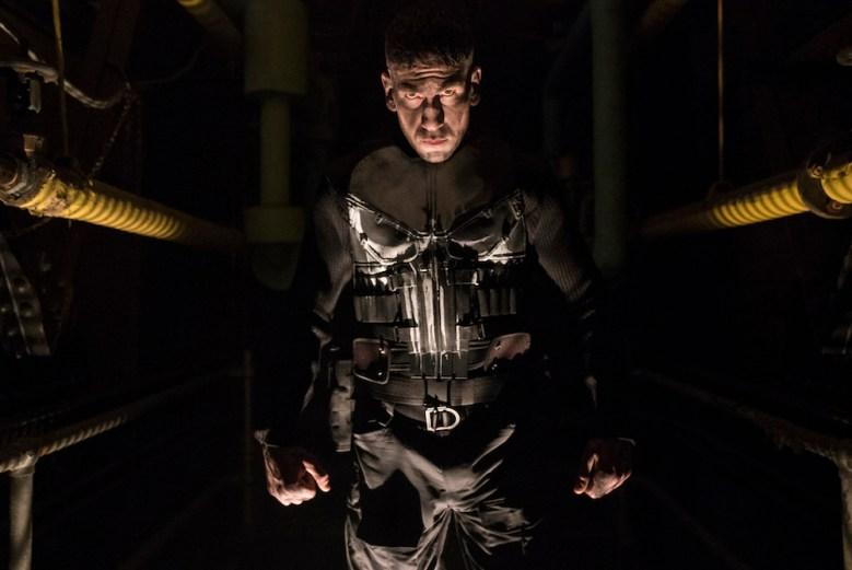 Marvel's The Punisher Jon Bernthal Season 1 Netflix