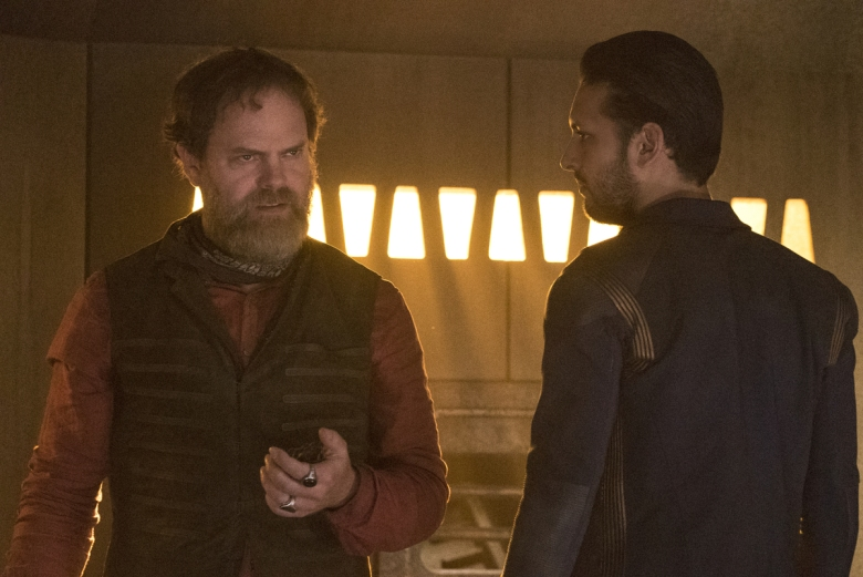 Star Trek Discovery Rainn Wilson Harry Mudd