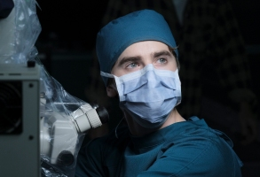 """Freddie Highmore, """"The Good Doctor"""""""