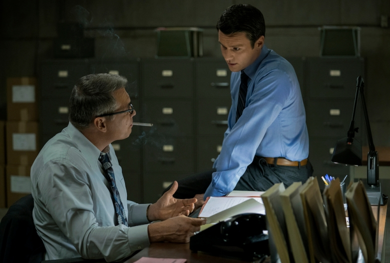 Mindhunter Jonathan Groff Holt McCallany Season 1 Episode 8