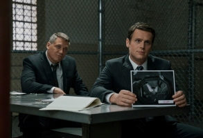 Mindhunter Jonathan Groff Holt McCallany Season 1 Episode 7