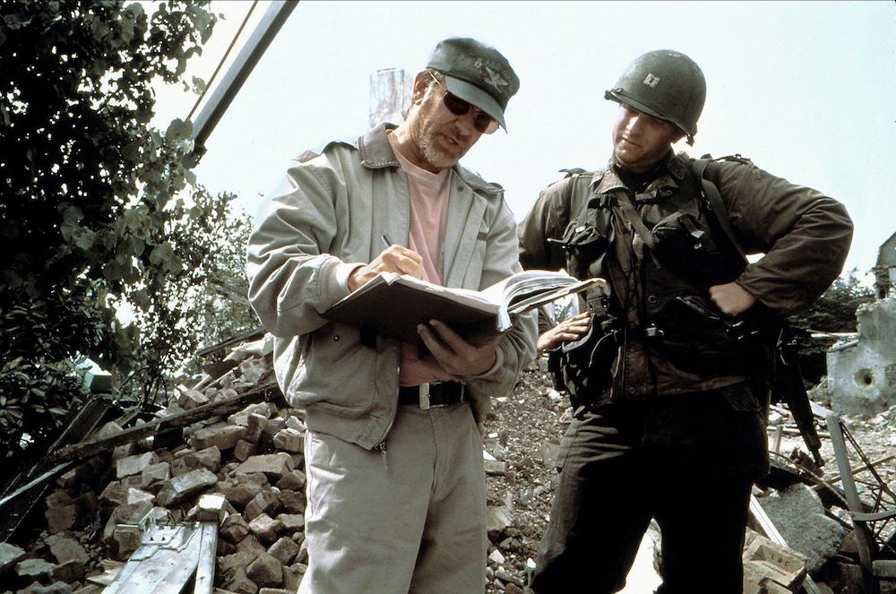 """Spielberg"" HBO Steven Spielberg Tom Hanks"