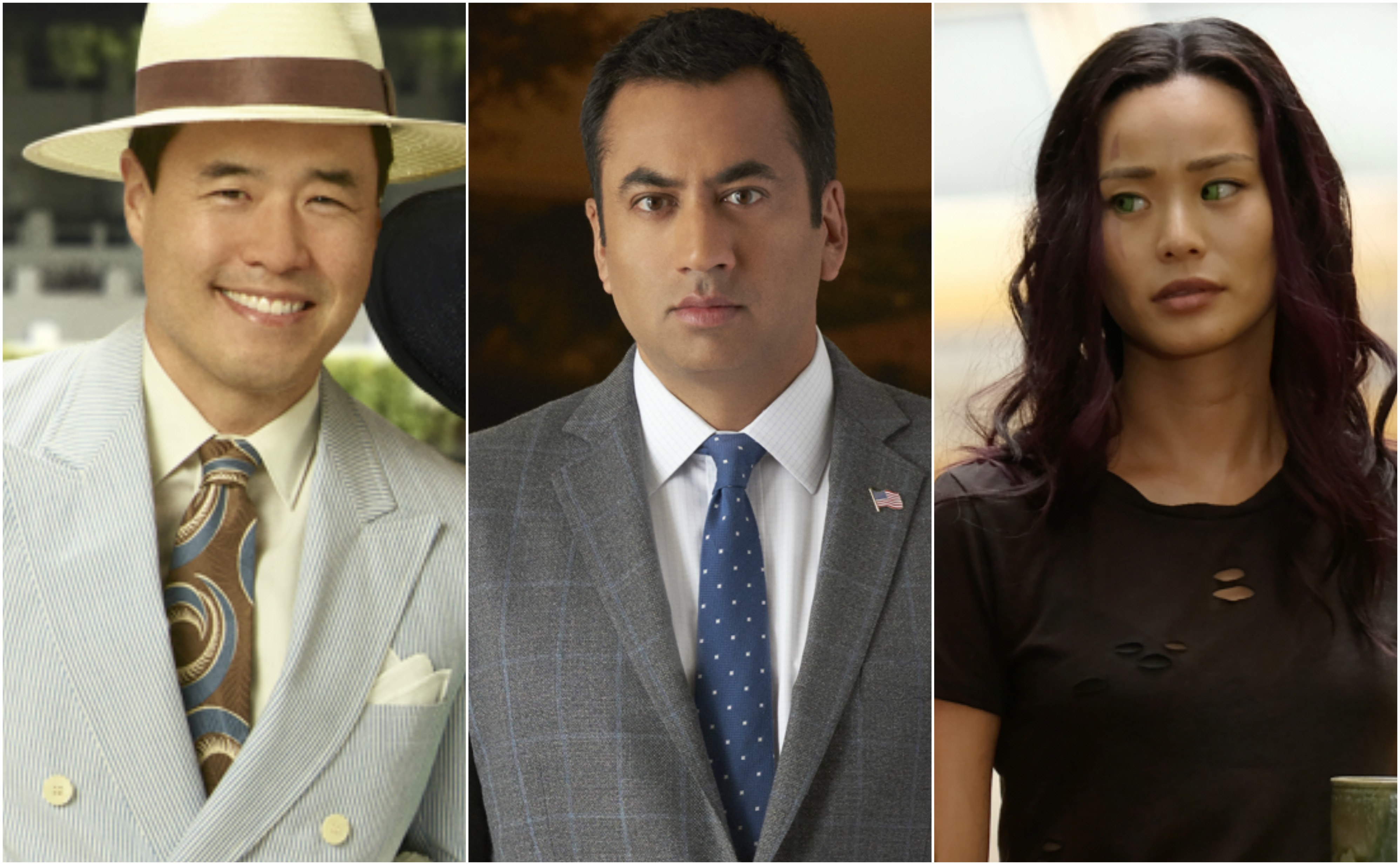 Asian American Actors On Difficulty of Landing TV Roles