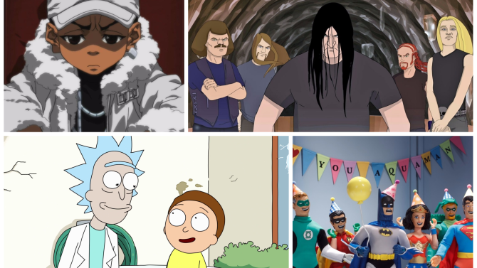 Ranking The Adult Swim Shows From Best To Worst Indiewire