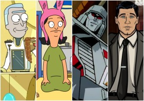 """Rick and Morty,"" ""Bob's Burgers,"" ""Transformers The Movie,"" ""Archer"""