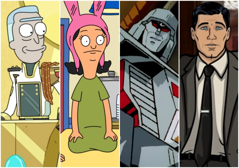 the best tv voice actors in animation indiewire critics survey