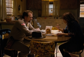 Stranger Things 2 David Harbour Winona Ryder Season 2 Netflix