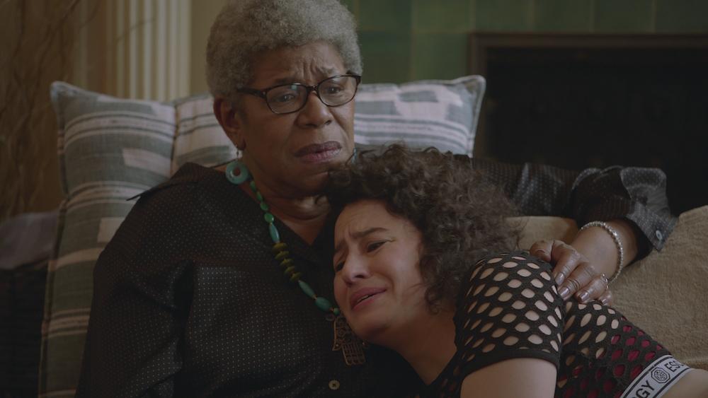 "Broad City Season 4 Marcella Lowery, Ilana Glazer Episode 6 ""Witches"""