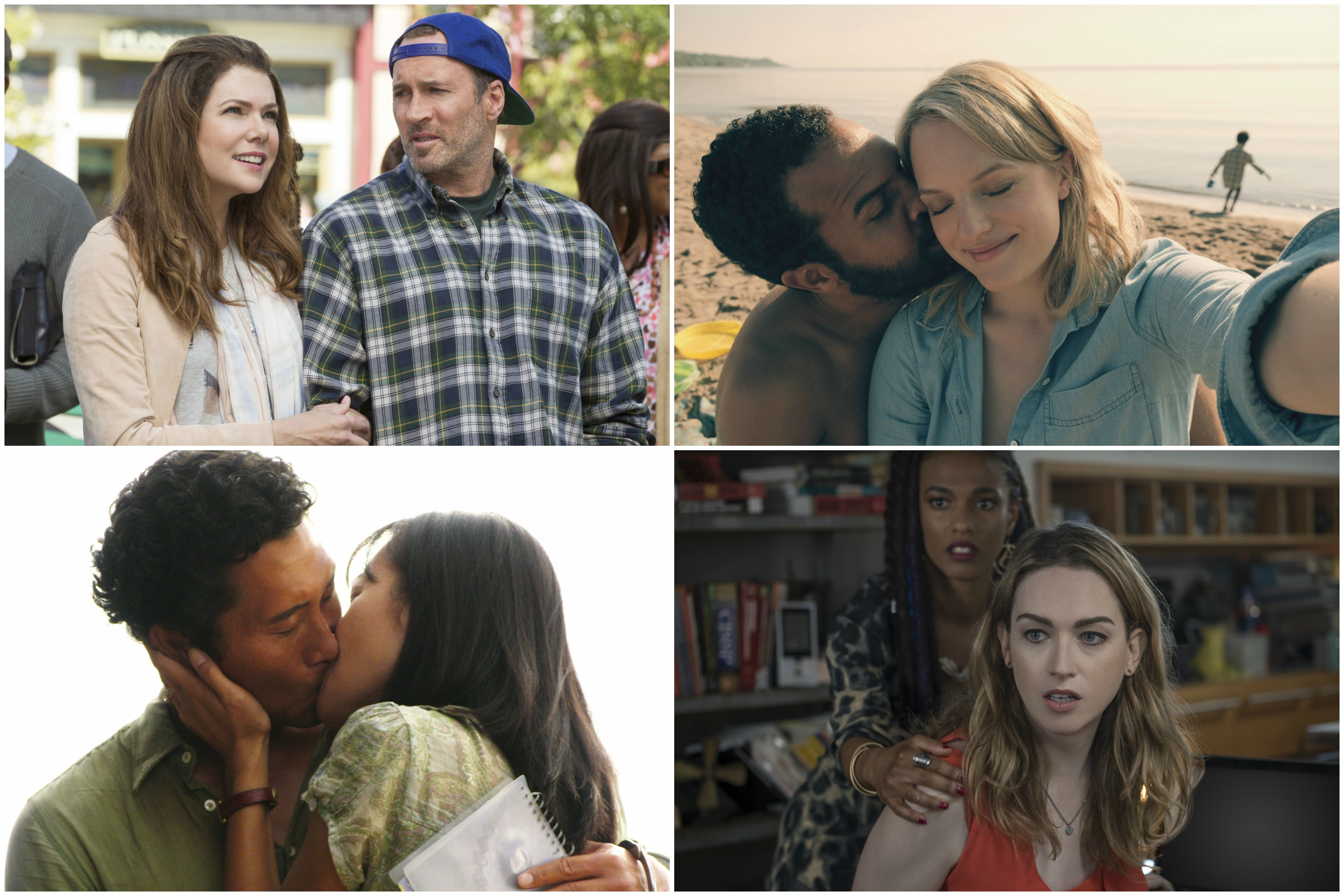 The best romantic tv shows