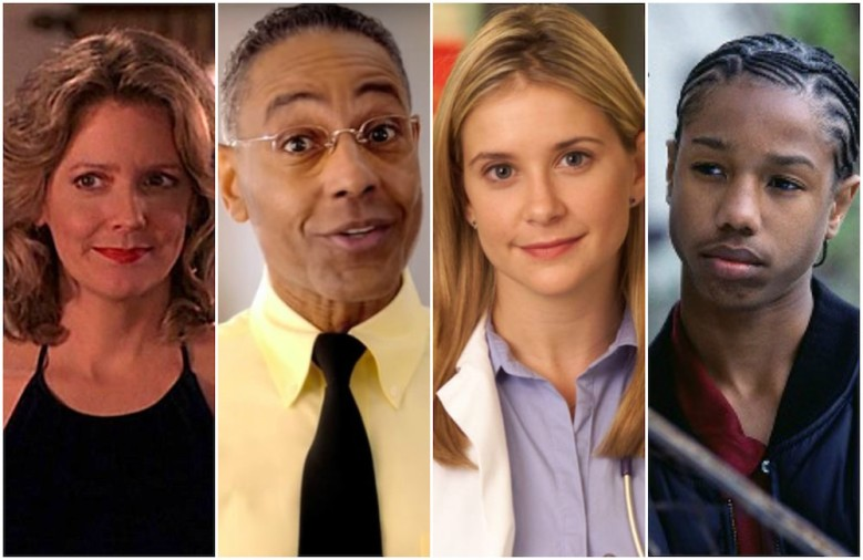 """""""Buffy the Vampire Slayer,"""" """"Breaking Bad,"""" """"ER,"""" """"The Wire"""""""