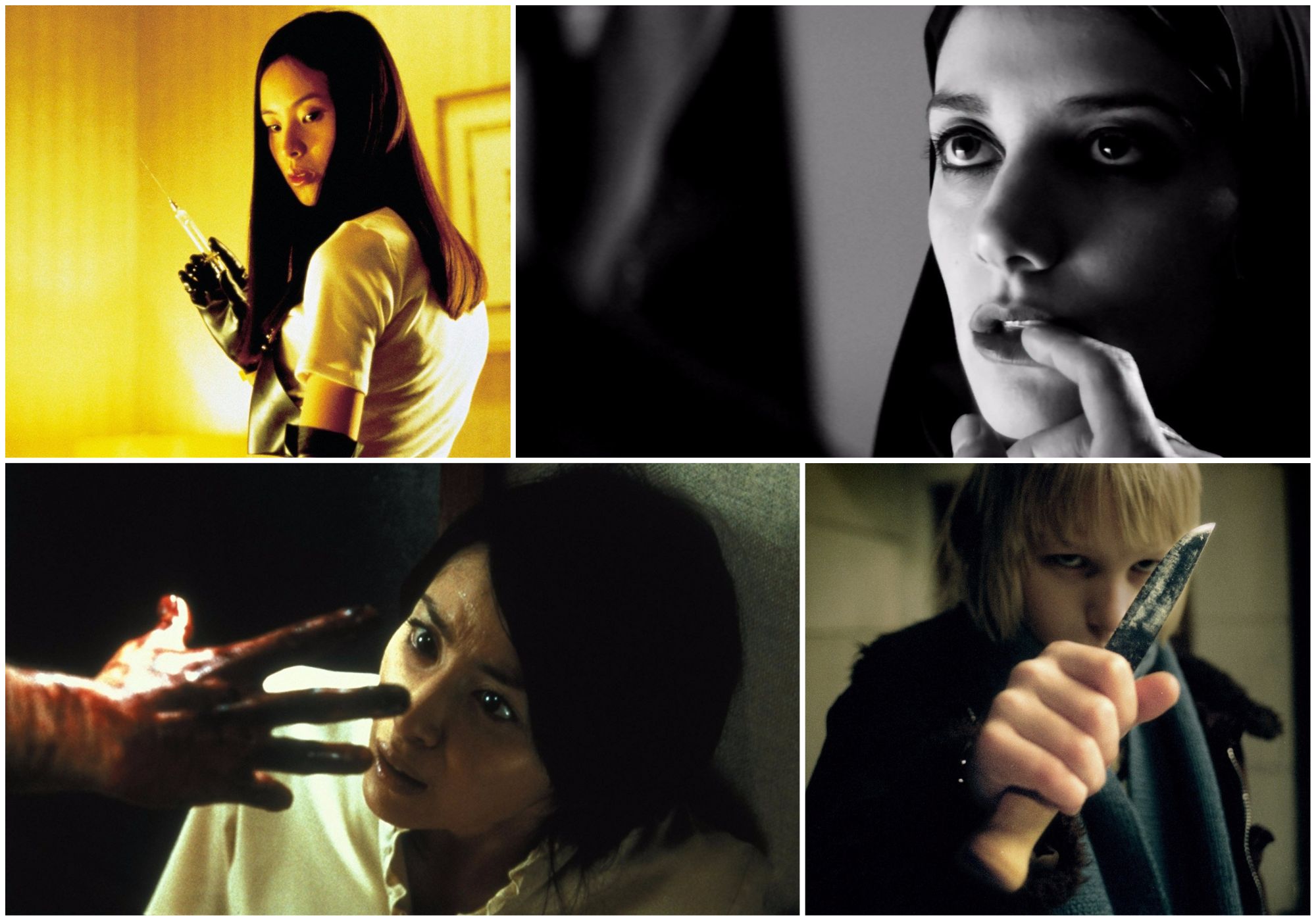 The 20 Best Foreign Language Horror Films Of The 21st Century Indiewire