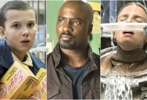 """Stranger Things,"" ""Marvel's Luke Cage,"" ""The OA"""