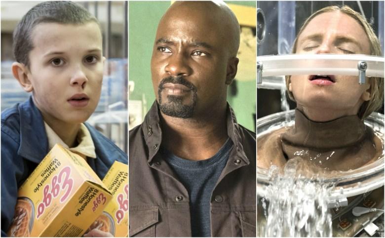 """""""Stranger Things,"""" """"Marvel's Luke Cage,"""" """"The OA"""""""