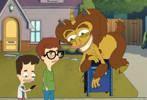 Big Mouth Season 1 Hormone Monster
