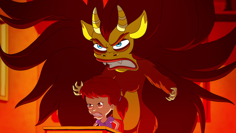 Big Mouth Season 1 Hormone Monstress