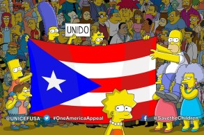The Simpsons puerto rico