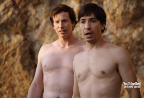 Do You Want to See a Dead Body Trailer Rob Huebel