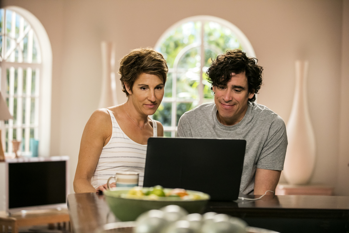 Episodes Season 5 Episode 7 Tamsin Greig Stephen Mangan