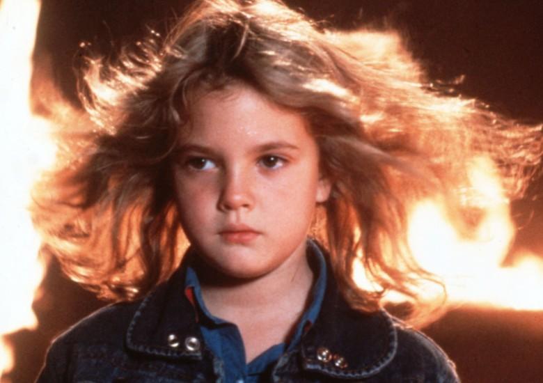 "Drew Barrymore, ""Firestarter"""
