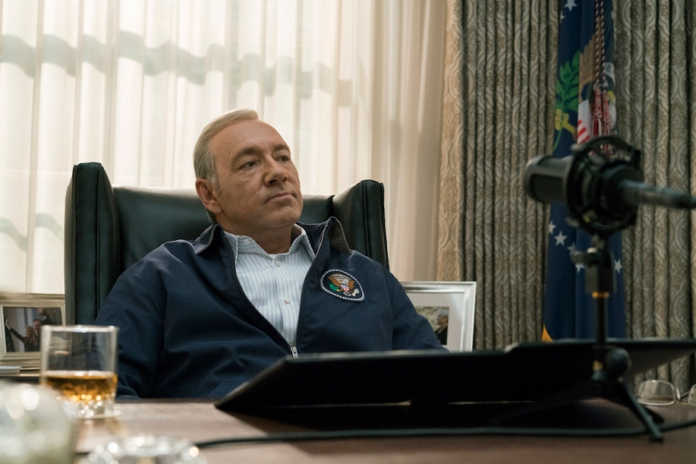 House of Cards Season 5 Kevin Spacey Netflix