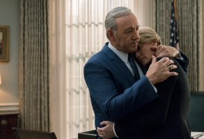 House of Cards Season 5 Kevin Spacey Netflix Robin Wright
