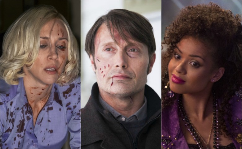 Bates Motel Hannibal Black Mirror
