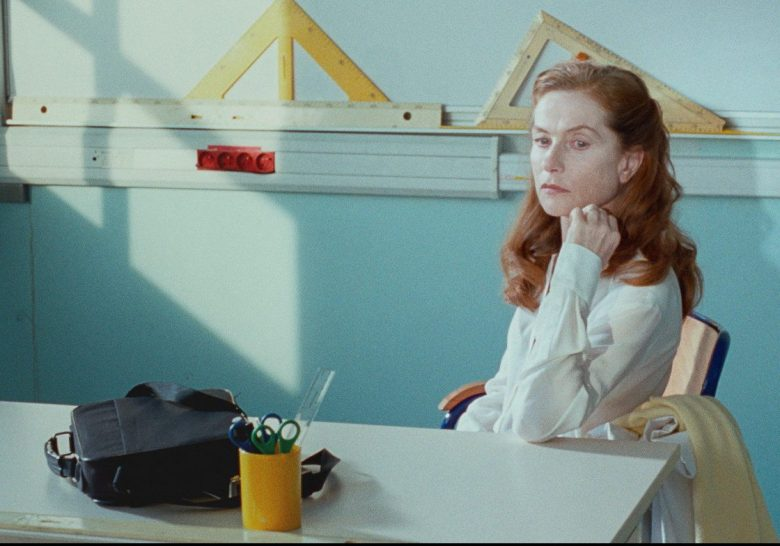 "Isabelle Huppert in ""Mrs. Hyde"""