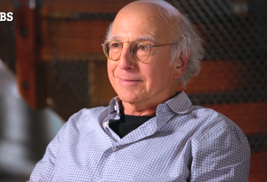 "Larry David, ""Finding Your Roots"""