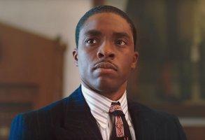 Chadwick Boseman Marshall