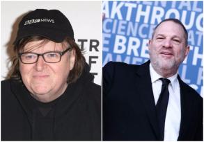Michael Moore Harvey Weinstein