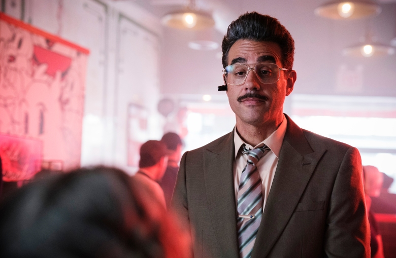 "MR. ROBOT -- ""eps3.0_power-saver-mode.h"" Episode 301 -- (Pictured: Bobby Cannavale as Irving -- (Photo by: Peter Kramer/USA Network)"