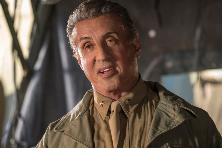 "THIS IS US ""Deja Vu"" Episode 203 -- Pictured: Sylvester Stallone as Himself -- (Photo by: Ron Batzdorff/NBC)"