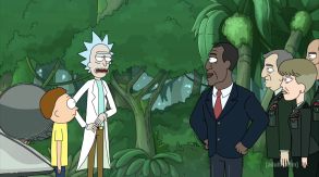 Rick and Morty Season 3 Episode 10 The Rickchurian Mortydate President