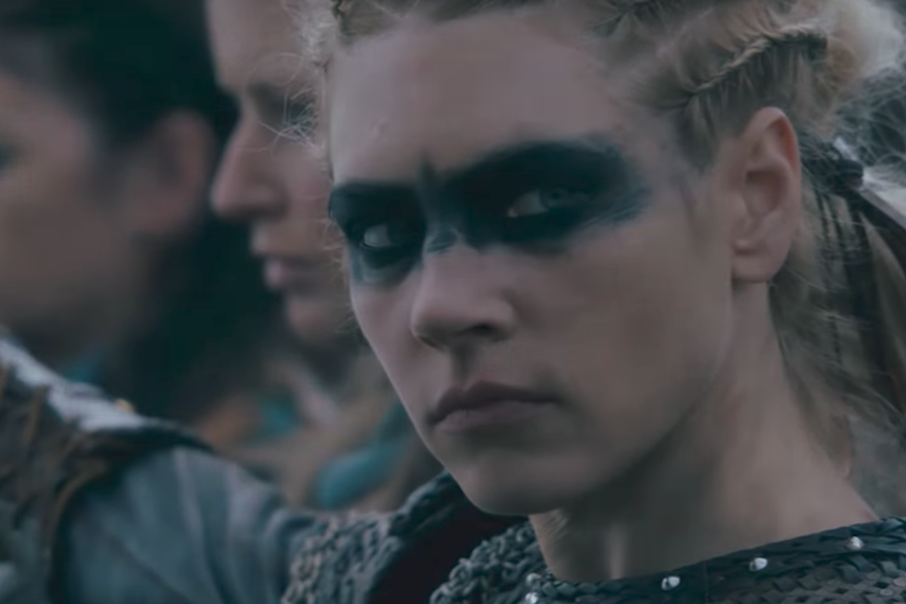 'Vikings' Season 5 Trailer Teases Blood, Beards, and Betrayal — Watch