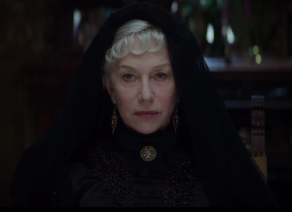 Helen Mirren in Winchester: The House That Ghosts Built