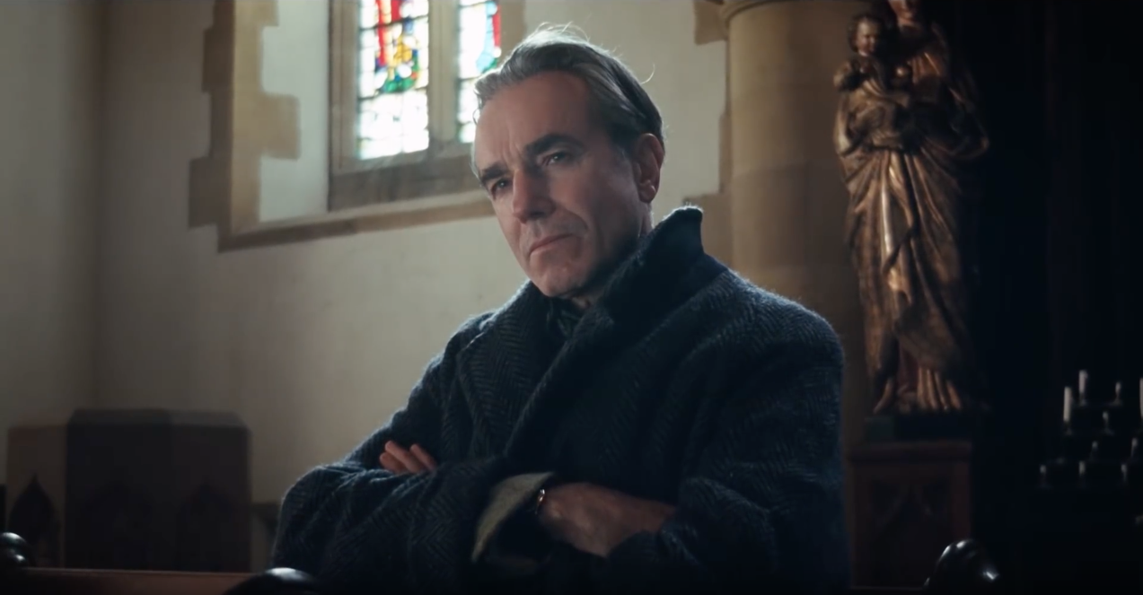 Phantom Thread   sc 1 st  IndieWire & Daniel Day-Lewis Struggled With Draping On the Set of u0027Phantom ...